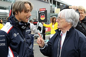 Formula 1 Williams names Adam Parr as future successor