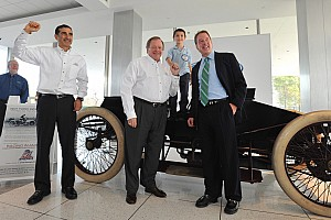 NASCAR Sprint Cup Ford Racing on 2013 partnership with Penske