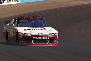 NASCAR Sprint Cup Ford drivers comment after Phoenix qualifying