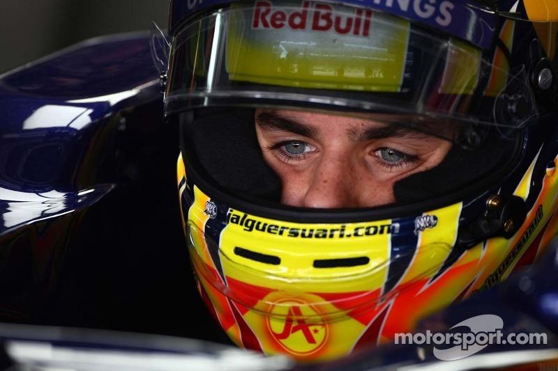 Alguersuari in McLaren test driver talks - report