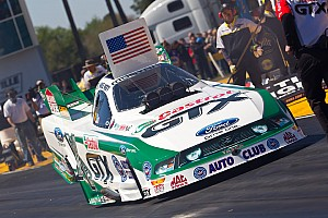 NHRA Neff leads Gainesville Friday Funny Car qualifying