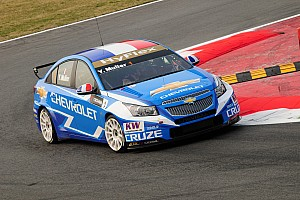 Chevrolet on top in Monza test day