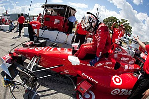 IndyCar Series final Sebring Open Test report