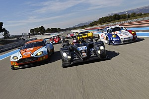 Oak Racing sets the pace during official tests