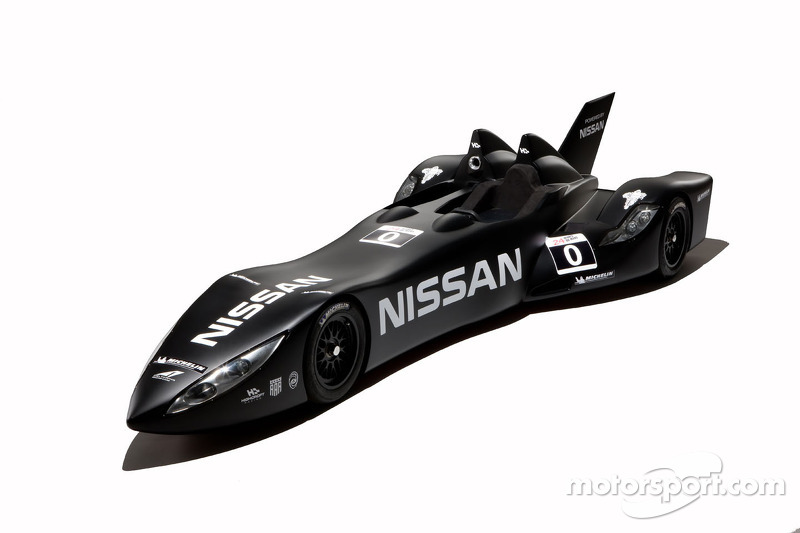 Nissan to power Highcroft's DeltaWing for debut at Le Mans