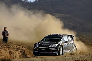 M-Sport Rally Mexico final summary