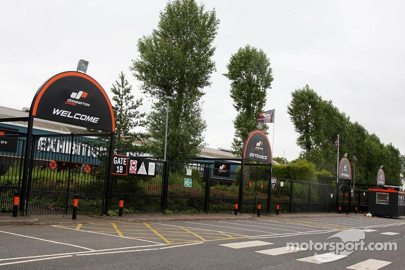 Donington no longer wants F1