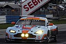Aston Martin Sebring hour 8 report