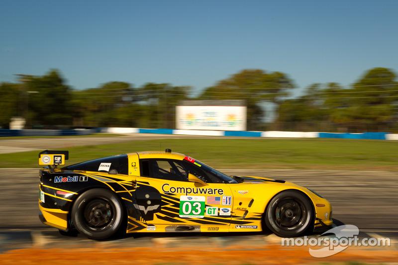 Corvette Racing Sebring race report