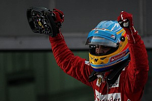 Formula 1 Alonso surprises with Malaysian GP victory in Sepang weather game