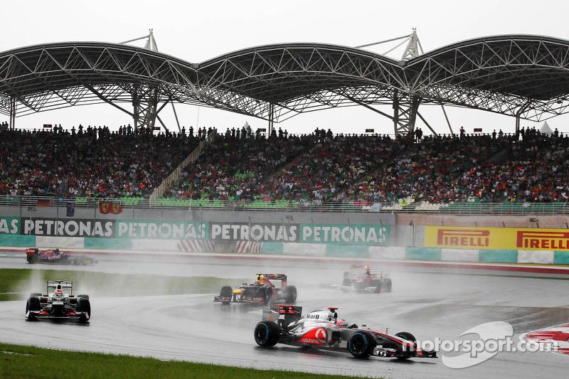 McLaren Malaysian GP - Sepang race report