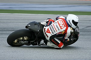 LCR Honda Jerez test day 3 report