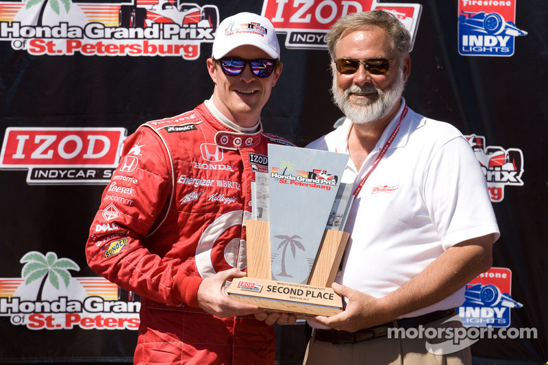 Chip Ganassi Racing St. Pete race report