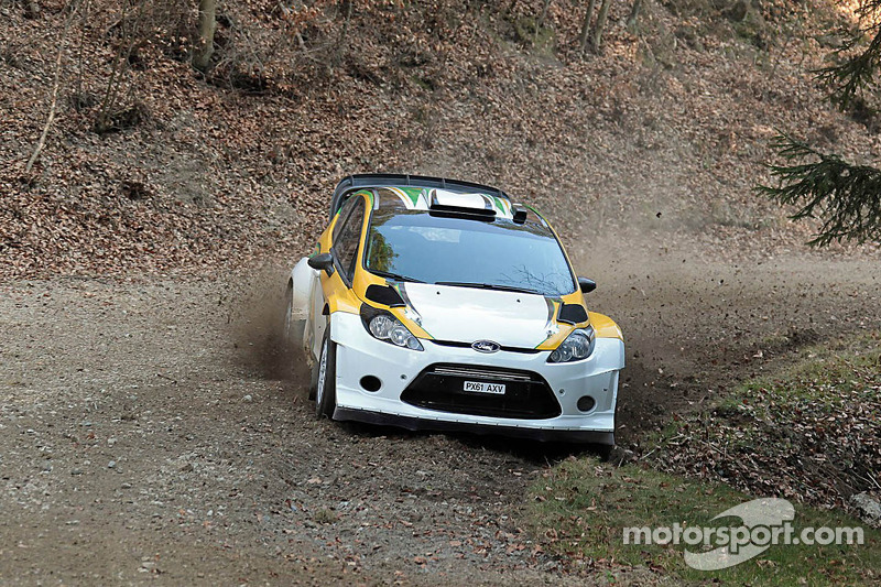 BWRT and Oliveira return to Portugal to kick off 2012 WRC action