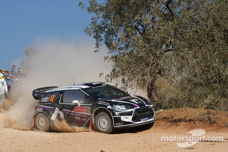 Citroen Technologies Rally de Portugal final summary