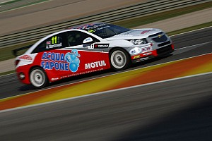 WTCC Chevrolet ace MacDowall relishing Marrakech debut