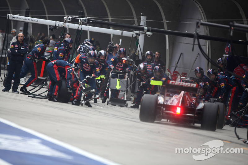 Toro Rosso Chinese GP - Shanghai race report