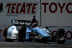 IndyCar Honda Racing Long Beach race report