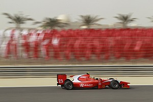 Arden Bahrain qualifying report