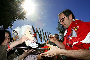 Formula 1 Massa's 'F1 future' at stake - Domenicali