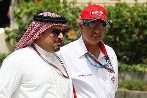 Ecclestone unhappy with Bahrain's 'UniF1ied' slogan