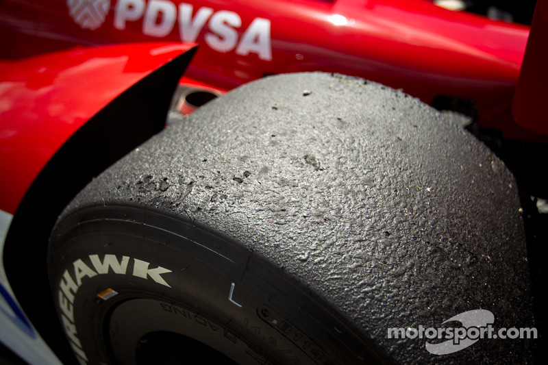 Sao Paulo tire specs announced by Firestone