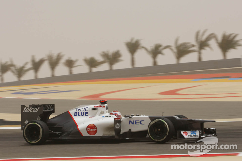 Sauber Bahrain GP - Sakhir preview