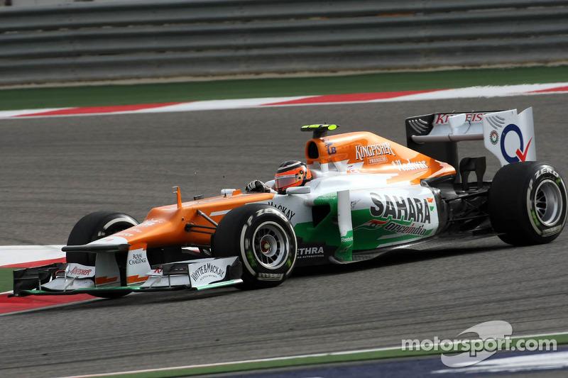 Force India Bahrain GP - Sakhir preview