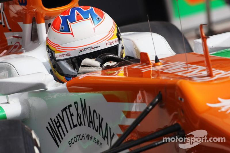 Force India Bahrain GP - Sakhir qualifying report
