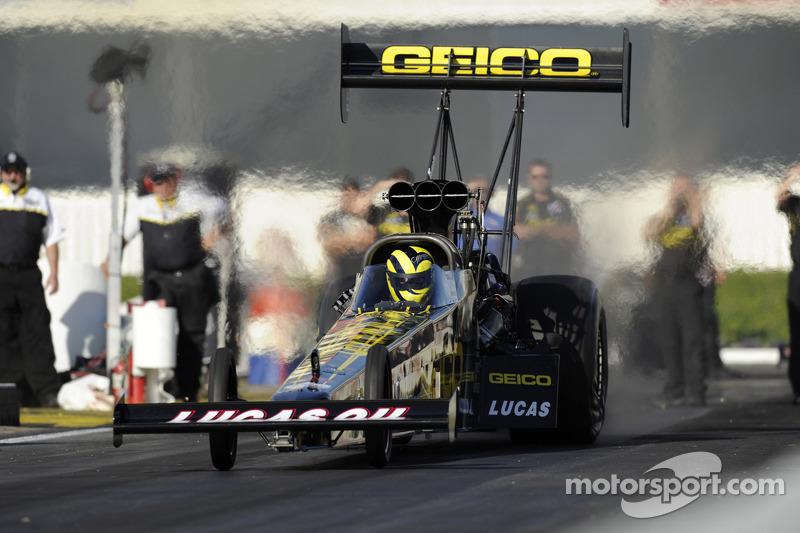 Lucas, Arana, Pedregon & Johnson earn no. 1 qualifying positions at Houston