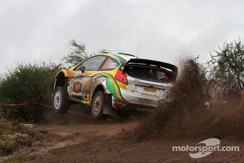 Brazil Rally Argentina day 2 summary