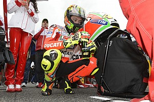 Ducati Spanish GP Friday report