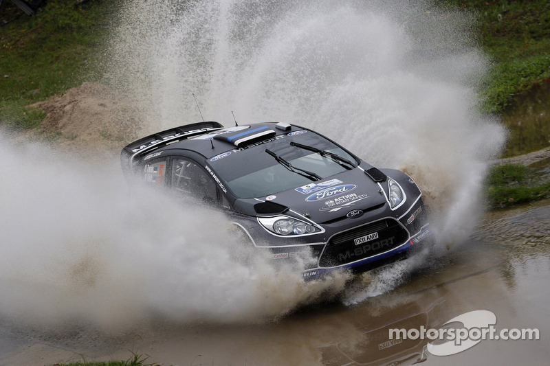 M-Sport Rally Argentina day 1 report