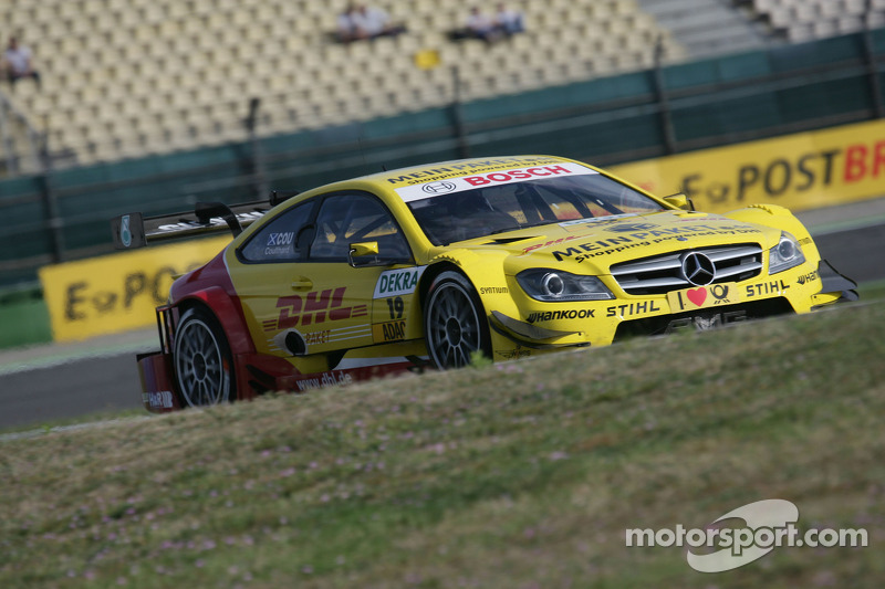 Mercedes prepared for second race at Eurospeedway Lausitzring
