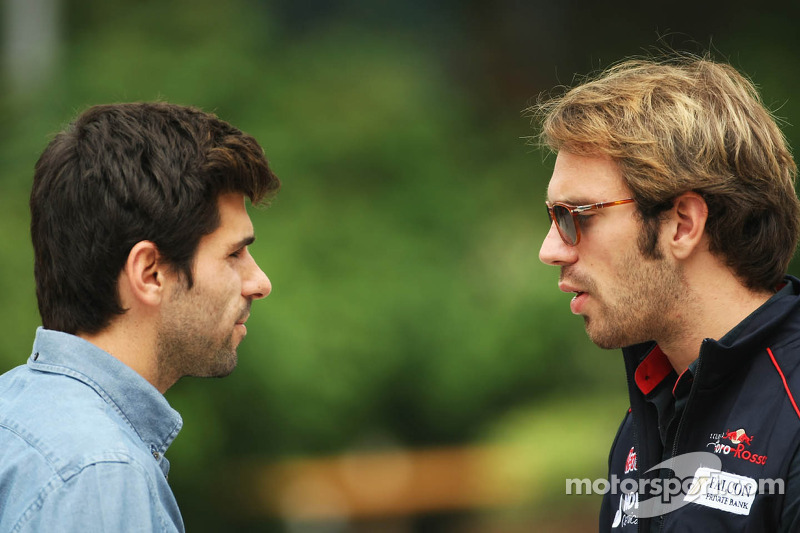 Alguersuari axe 'incomprehensible' - father