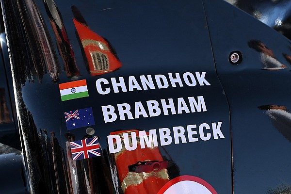 Chandhok enjoying new challenge with JRM Racing's HPD prototype