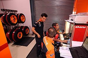 Repsol Honda Portuguese GP Friday practice report