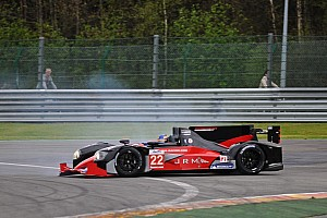 WEC JRM Racing 6 Hours of Spa hour 3 report