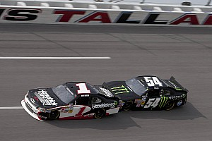 Kyle Busch has strong run in Nationwide race at Talladega