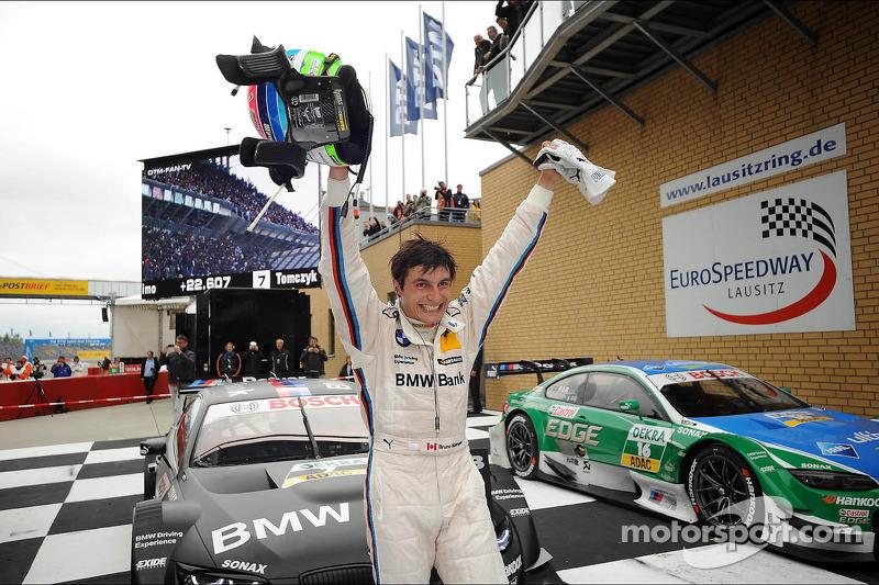 BMW Lausitzring race report