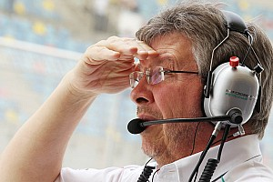 Setup key to pace in new Pirelli era - Brawn
