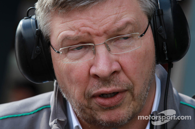 F1's best will prevail in 2012 - Brawn