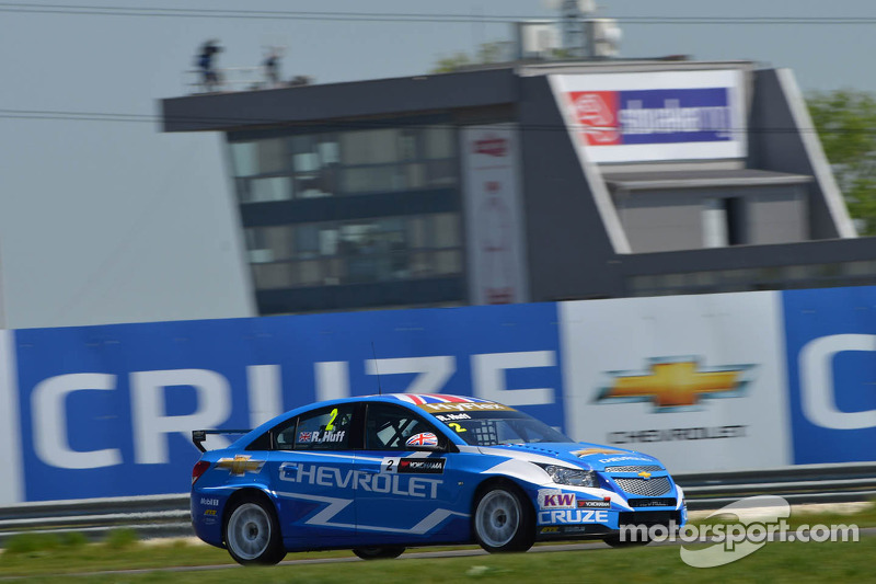 Chevrolet Race of Slovakia qualifying report
