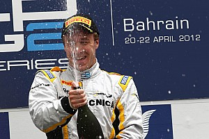 GP2 Series remains in Bahrain for round three