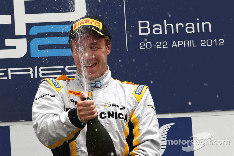 Series remains in Bahrain for round three