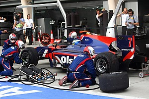GP2 iSport Bahrain race 1 report