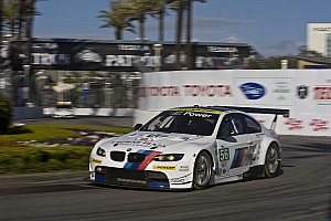 ALMS BMW Team RLL take GT points lead to Laguna Seca