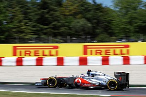 Formula 1 Pirelli Spanish GP Friday report