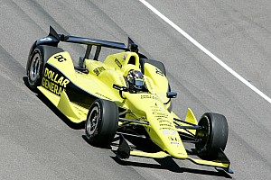IndyCar Fast Nine berth for SFHR at Indy, coupled with crash