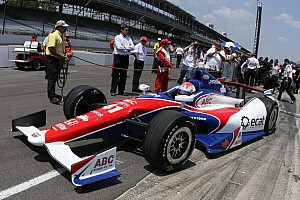 AJ Foyt's Conway and Cunningham qualify for Indianapolis 500